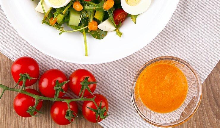Дресинг доматено песто